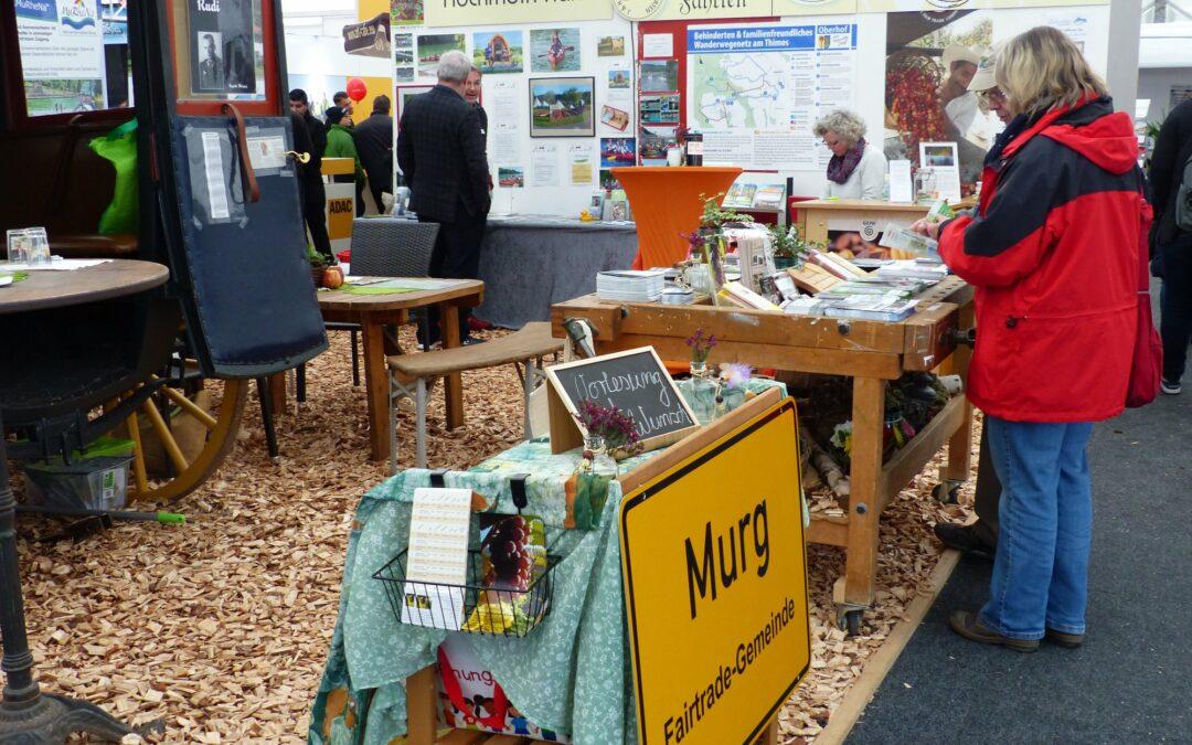 Der Faire Handel auf der Regio Messe in Lörrach